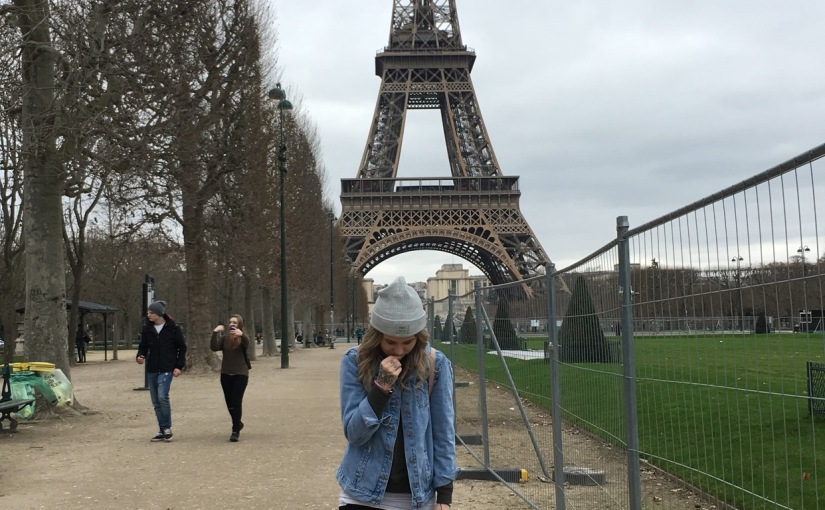 """""""We Were Staying In Paris…"""""""