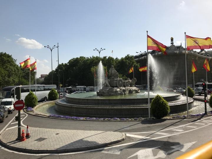Madrid Short Break
