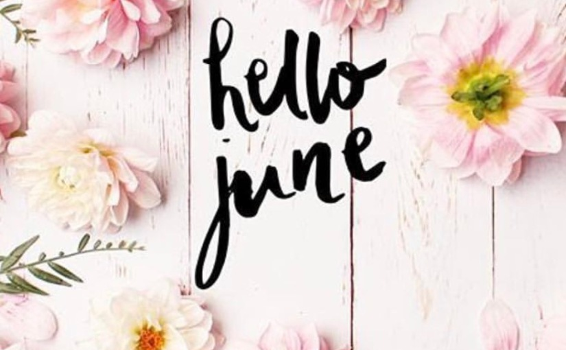 How is it alreadyJune?!