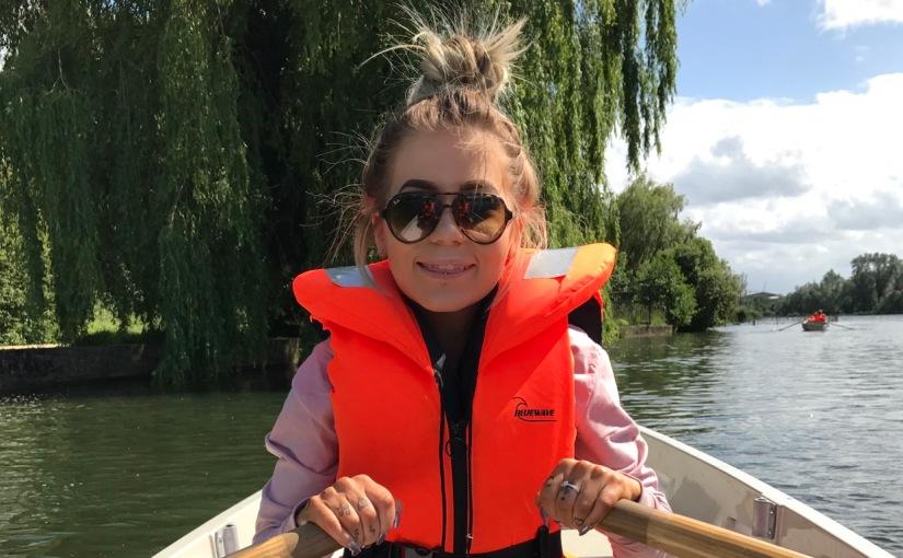 #SundayFunday – We went on aboat!