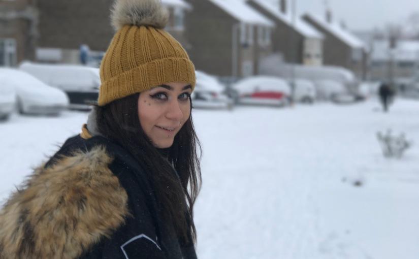#SundayFunday – SnowDay!