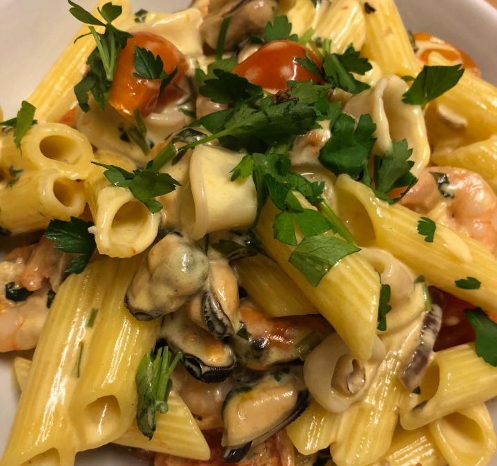 GF – Sea foodPasta