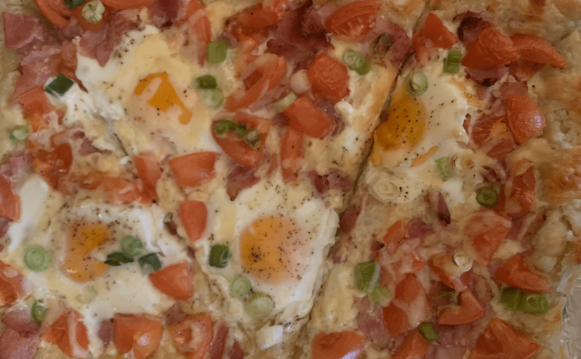 """You need a """"Pizza"""" thisbrunch.."""