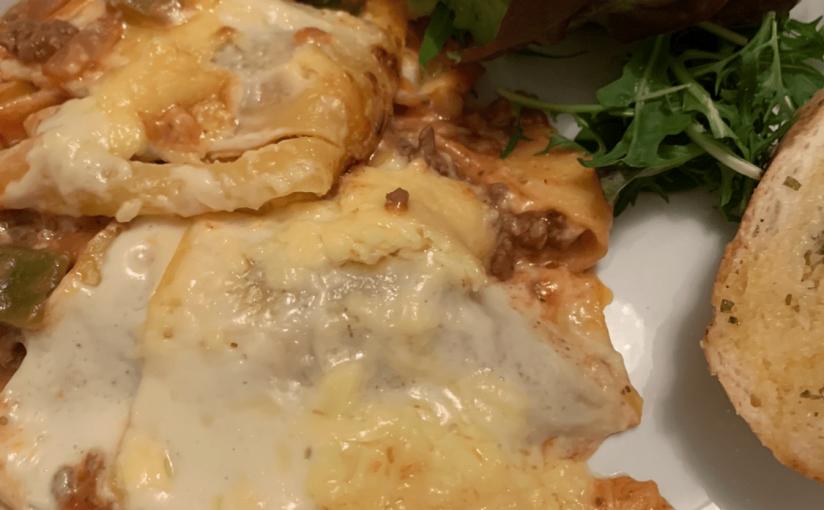 Comfort Food – Easy GFLasagna